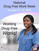 Hospital Worker Poster
