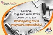 Construction working drug free is everyones responsibility