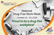 construction proud to be a drug-free workplace