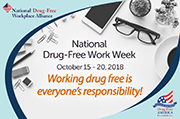 office working drug free is everyones responsibility