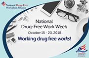 office working drug free works