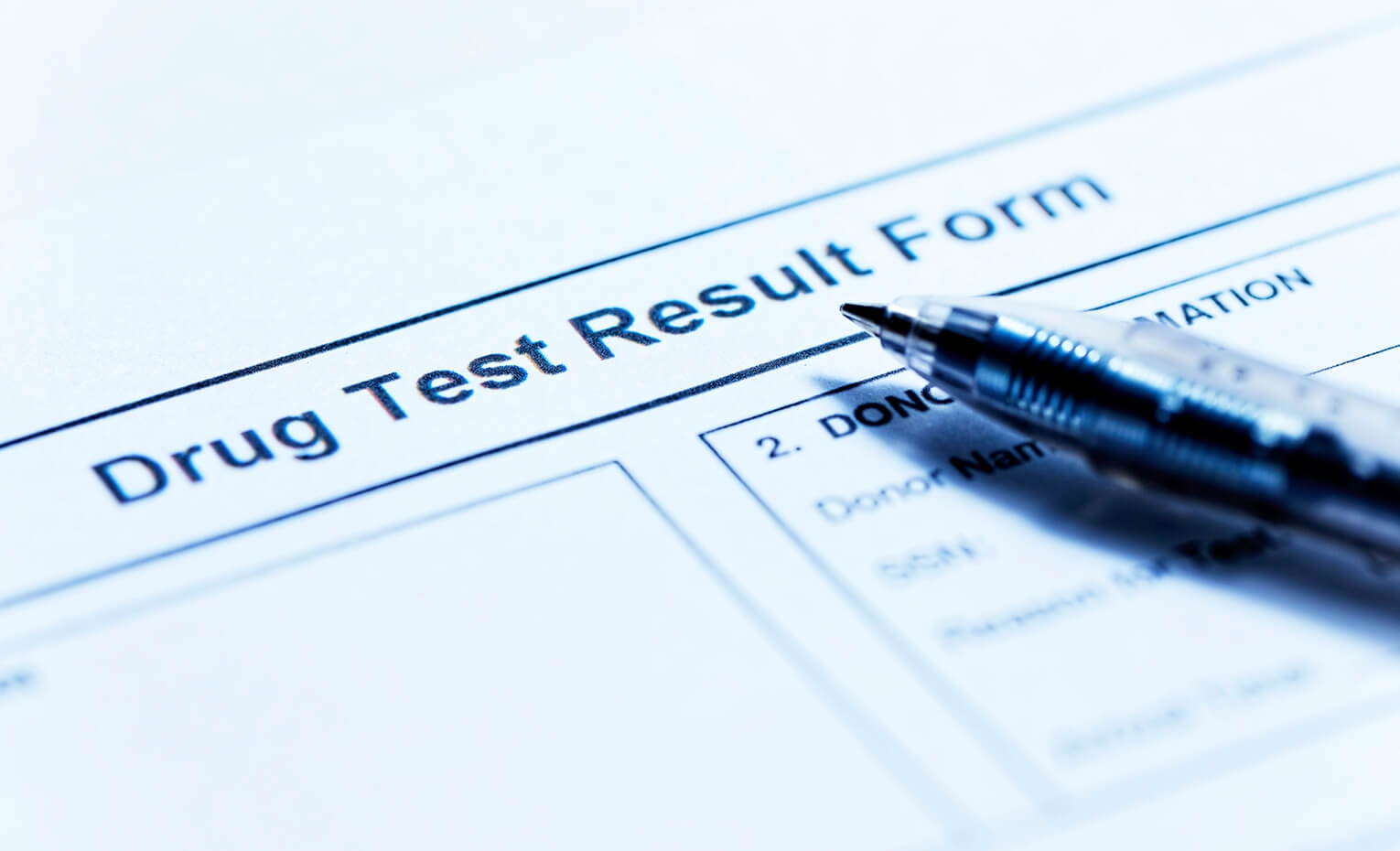 Drug Testing Implementation